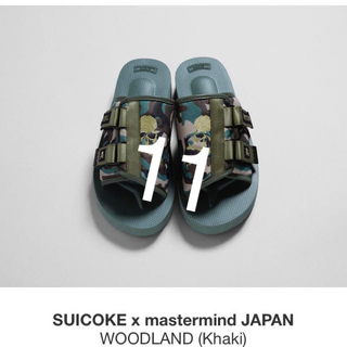 mastermind JAPAN -  SUICOKE x mastermind JAPAN
