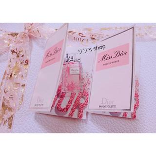 ディオール(Dior)のMiss Dior  ROSE N' ROSE(香水(女性用))