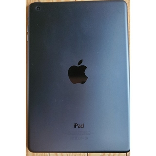 アップル(Apple)のiPad mini 第1世代 ブラック 16GB MD528J/A(タブレット)