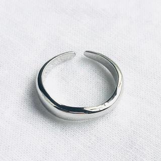 アネモネ(Ane Mone)のインポート シルバー 925 ウェーブ リング(リング(指輪))