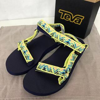Teva - TEVA テバ レディース 24cm オリジナルユニバース サンダル