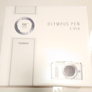 OLYMPUS - OLYMPUS PEN E-PL8 14-42mm EZレンズキット