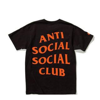 アンチ(ANTI)の新品未使用 ANTISOCIAL CLUB paranoid Tシャツ(Tシャツ/カットソー(半袖/袖なし))