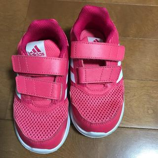 adidas - adidas ピンクスニーカー