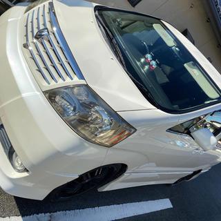 トヨタ(トヨタ)の10系アルファード  セダン ファミリーカーなどと交換希望(車体)
