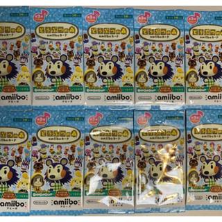 任天堂 - Switch「どうぶつの森」のamiiboカード 第3弾 10パックセット