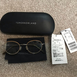 TOMORROWLAND - ファッション用メガネ