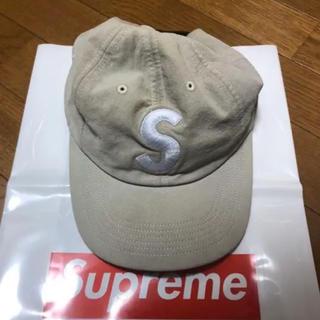 シュプリーム(Supreme)のsupreme 16aw slogo cap(キャップ)