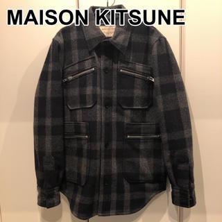 メゾンキツネ(MAISON KITSUNE')の【美品】MAISON KITSUNE ジャケット(ブルゾン)