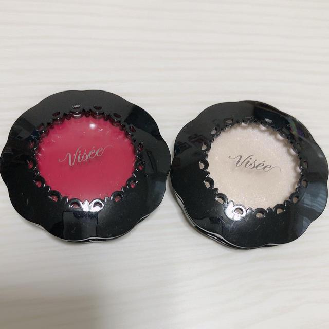 VISEE(ヴィセ)のhahaha様 コスメ/美容のベースメイク/化粧品(チーク)の商品写真