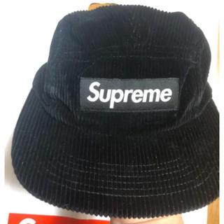 シュプリーム(Supreme)のsupreme 18ss corduroy cap(キャップ)