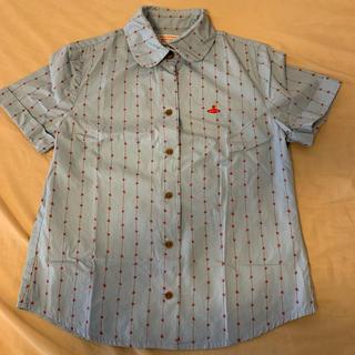Vivienne Westwood - Vivienne Westwood 半袖シャツ ブラウス サイズ3