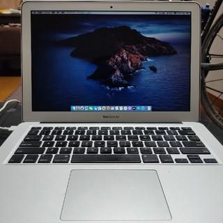アップル(Apple)のMacbookAir 2012 OS最新(ノートPC)