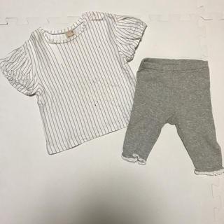 プティマイン(petit main)のpetit main 2点セット 90(Tシャツ/カットソー)