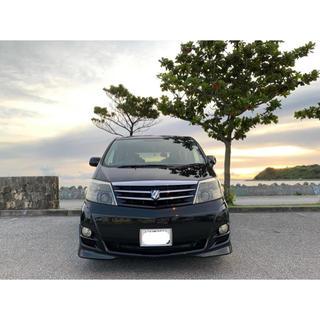 トヨタ(トヨタ)の沖縄手渡し大歓迎 自税とリサ全て込み アルファード 10系後期型(車体)