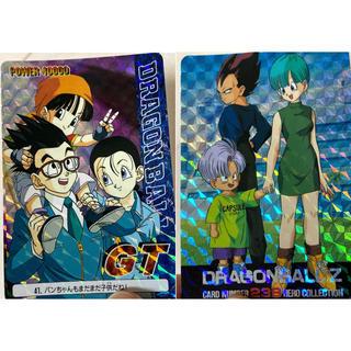 ドラゴンボール - ドラゴンボールカード4枚