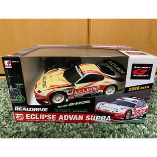 トヨタ(トヨタ)のイクリプス アドバン スープラ(SUPER GT 2006)ラジコン(ホビーラジコン)