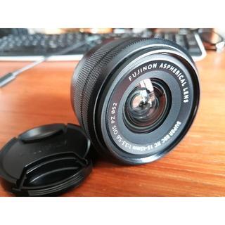 フジフイルム(富士フイルム)のアキラ様専用 XC15-45mmF3.5-5.6 OIS PZ 中古(レンズ(ズーム))