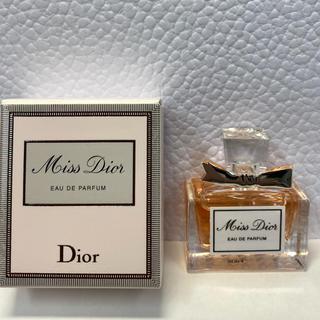 ディオール(Dior)のディオール♡ミスディオール オードゥパルファン(香水(女性用))