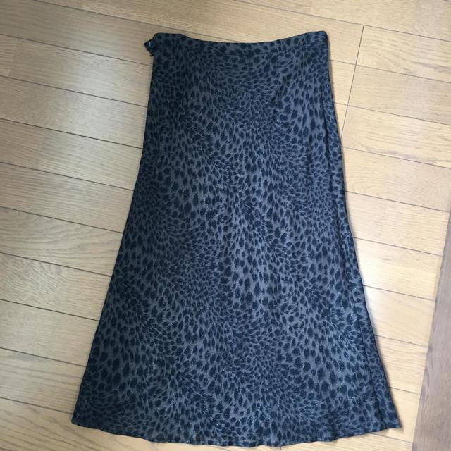STRAWBERRY-FIELDS(ストロベリーフィールズ)のストロベリーフィールズ 膝丈スカート レディースのスカート(ひざ丈スカート)の商品写真