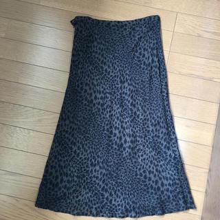 STRAWBERRY-FIELDS - ストロベリーフィールズ 膝丈スカート