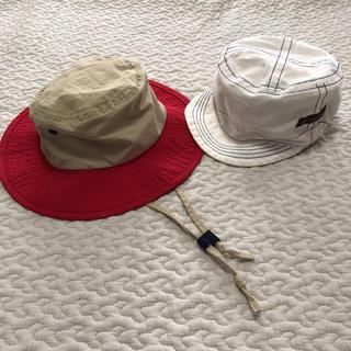 グリーンレーベルリラクシング(green label relaxing)のグリーンレーベル 帽子 ハット キャップ(帽子)