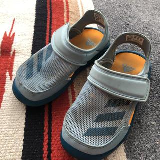 adidas - adidas アディダス  サンダル 17cm