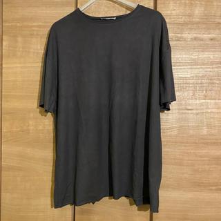 ZARA - tシャツ オーバーサイズ オーバーシルエット