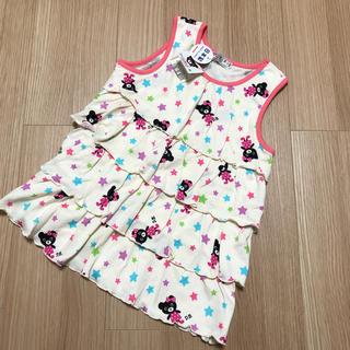 ミキハウス(mikihouse)の新品♡ ミキハウス  ダブルビー Tシャツ 120センチ(Tシャツ/カットソー)
