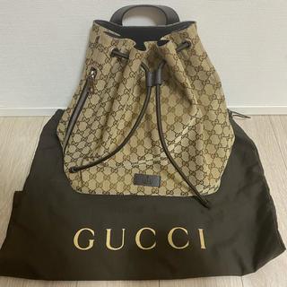 グッチ(Gucci)のGUCCI  グッチ リュック(リュック/バックパック)
