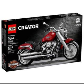 Lego - レゴ ハーレー 10269