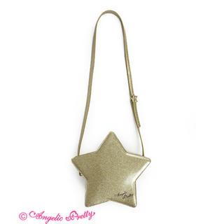 アンジェリックプリティー(Angelic Pretty)のDreamy Star ポシェット ゴールド(ショルダーバッグ)