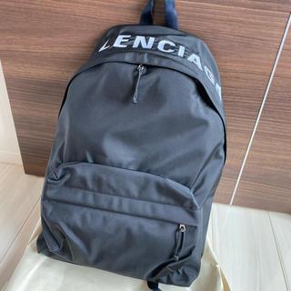 バレンシアガバッグ(BALENCIAGA BAG)のバレンシアガ BALENCIAGA 2020年春夏新作 バックパック WHEEL(バッグパック/リュック)
