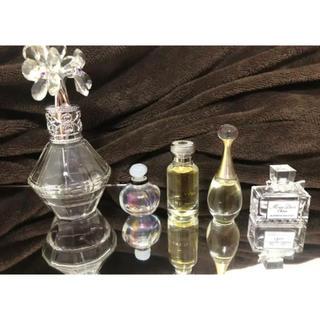 ディオール(Dior)の香水まとめ売り(香水(女性用))