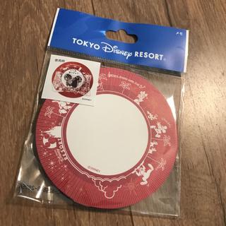 Disney - 新作♡ディズニーリゾート メモ パークフード プレート