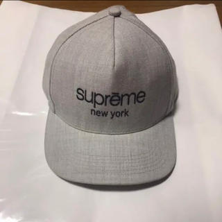 シュプリーム(Supreme)のSupreme 09SS Classic Logo 5-Panel Cap(キャップ)
