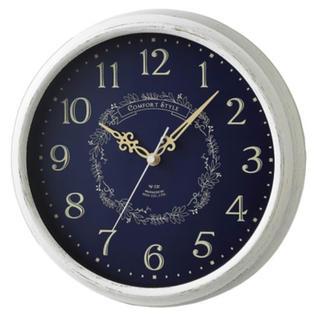 フランフラン(Francfranc)のウォールクロック 電波時計 MAG 新品未使用(掛時計/柱時計)