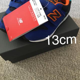 ニューバランス(New Balance)のニューバランス スニーカー 13cm 996 新品 未使用(スニーカー)