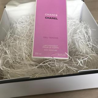 CHANEL - 新品 CHANEL シャネル チャンス オー タンドゥル ボディモイスチャー