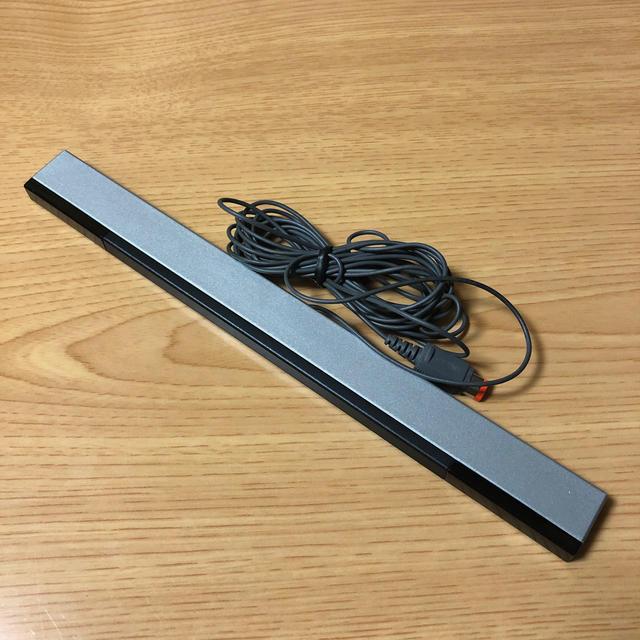 Wii(ウィー)の任天堂Wiiのセンサーバー エンタメ/ホビーのゲームソフト/ゲーム機本体(その他)の商品写真