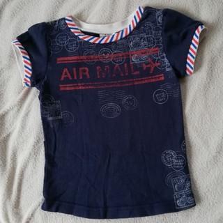 レディーアップルシード(REDDY APPLESEED)のREDDY APPLESEED(レディーアップルシード) Tシャツ☆100(Tシャツ/カットソー)