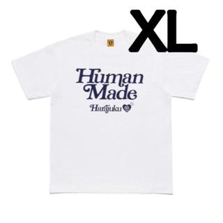 ジーディーシー(GDC)のhumanmade×GDC T-SHIRT HARAJUKU #1(Tシャツ/カットソー(半袖/袖なし))