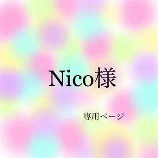 Nico様R♡命名書/2枚(命名紙)