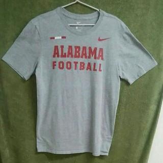 ナイキ(NIKE)のALABAMA FOOTBALL カレッジTシャツ メンズS-M レディースM(アメリカンフットボール)