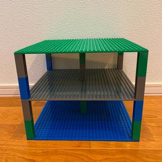 Lego - 新品 3階建て LEGOクラシック 基礎板 互換品 3色3枚セット 裏面使用可
