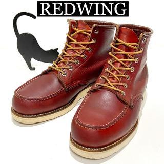 レッドウィング(REDWING)の◎犬タグ【RED WING】約25.5cm アイリッシュセッター ブーツ メンズ(ブーツ)