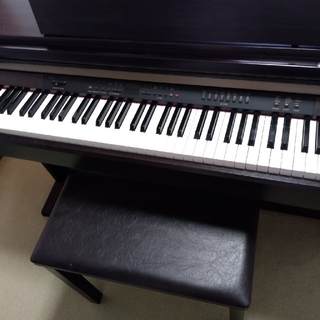 このは様専用 ピアノ ヤマハ クラビノーバ(電子ピアノ)