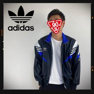 adidas - アディダス adidas  90s トラック ナイロンジャケット 菅田将輝 古着