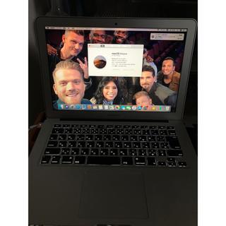 アップル(Apple)のMacBook Air 2017 本日5時までに購入で即日発送!(ノートPC)
