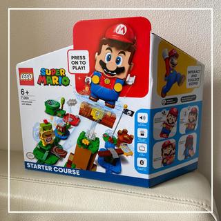 Lego - レゴ スーパーマリオ マリオとぼうけんのはじまり 〜スターターセット 71360